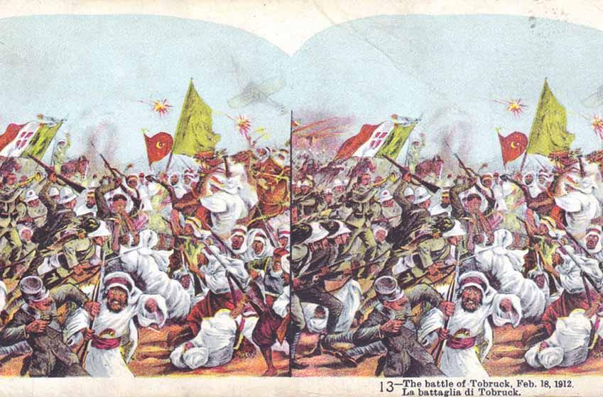 İtalya Türk savaşı.