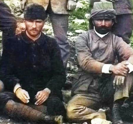 Mustafa Kemal Bingazi