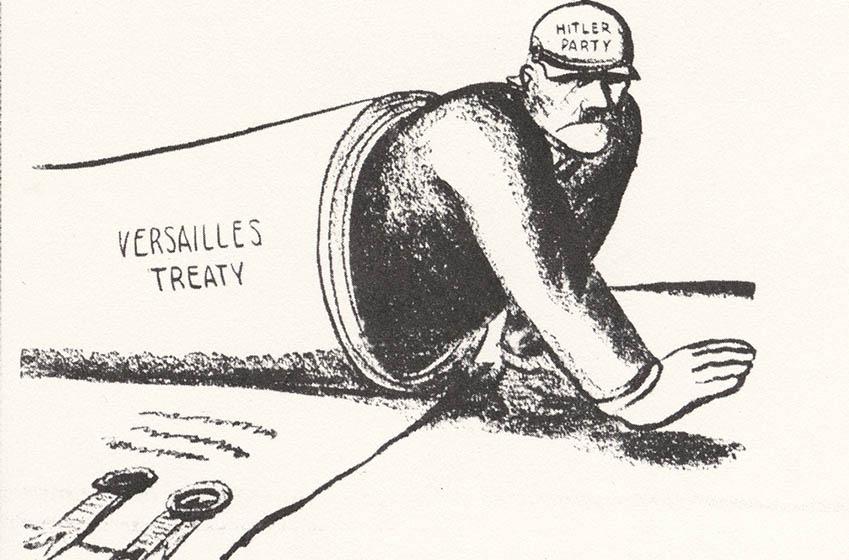 Versay barış antlaşması