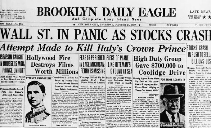 1929-ekonomik-krizi-gazete